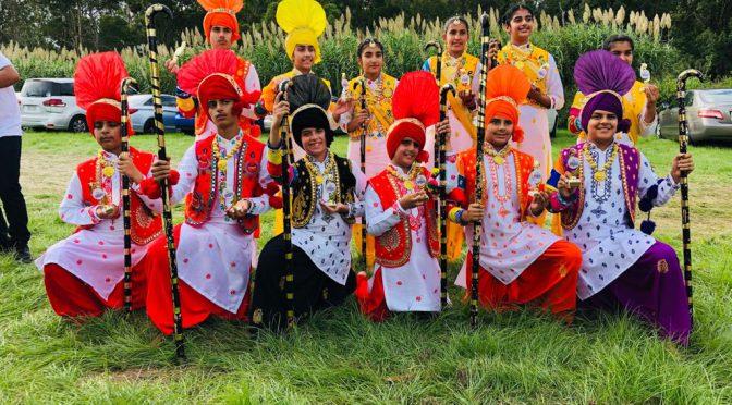 First Bhangra Blog Post
